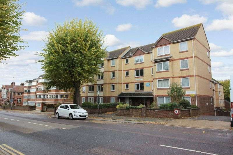 2 Bedrooms Retirement Property for sale in Homedrive House, Hove, BN3 6GE