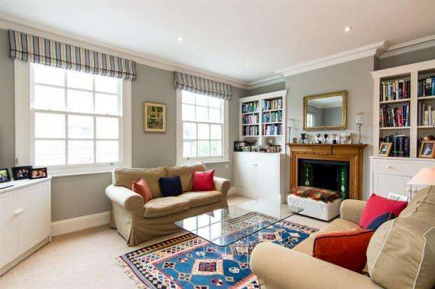 3 Bedrooms Apartment Flat for sale in Sedlescombe Road, London, SW6