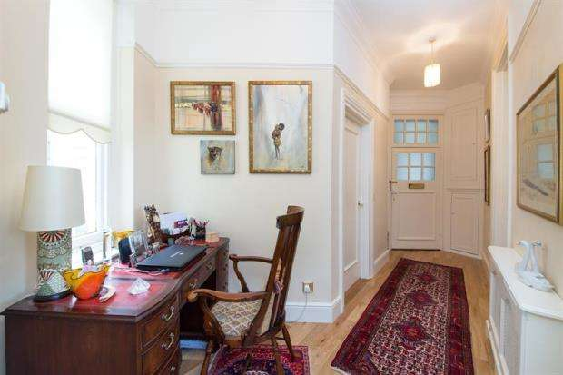 2 Bedrooms Apartment Flat for sale in Wellesley Mansions, Edith Villas, West Kensington, W14