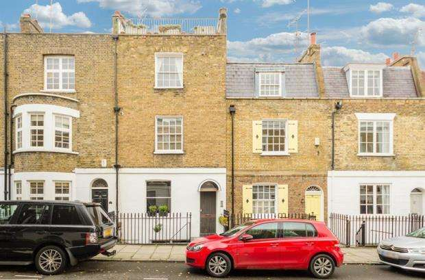 1 Bedroom Apartment Flat for sale in Campden Street, London, W8