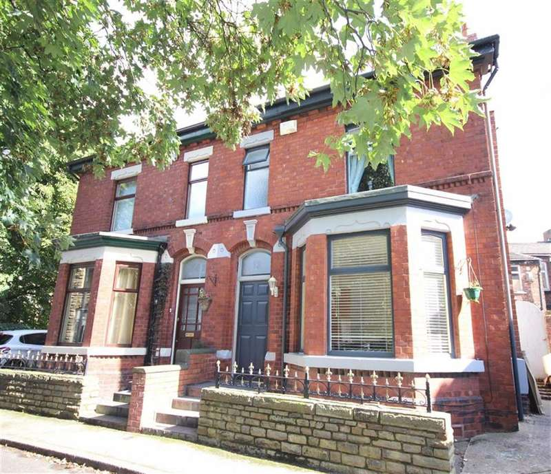 3 Bedrooms Detached House for sale in Woodbine Crescent, Stockport, Cheshire