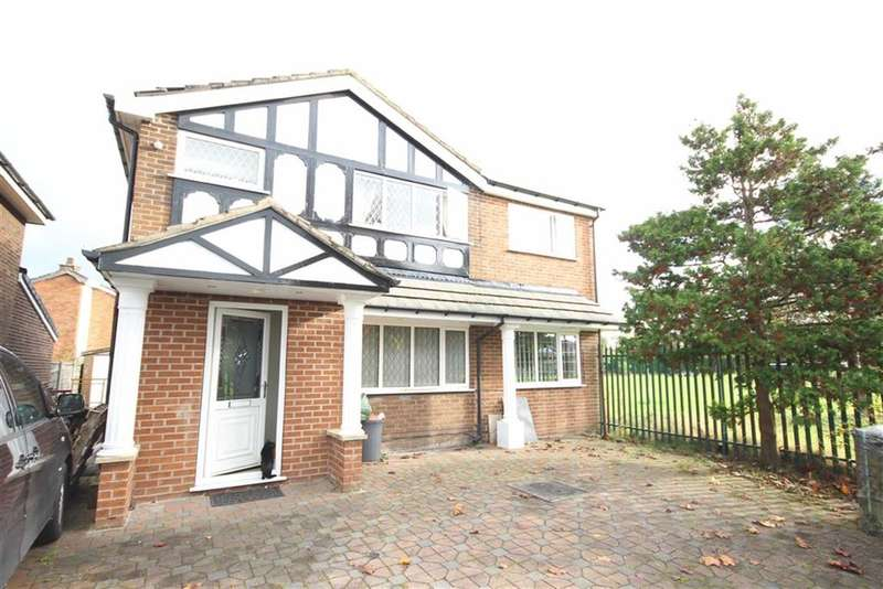 4 Bedrooms Detached House for sale in Ledge Ley, Cheadle, Cheshire