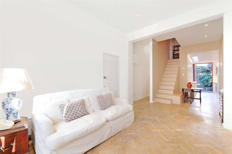 1 Bedroom Maisonette Flat for sale in Atherton Street, London, SW11