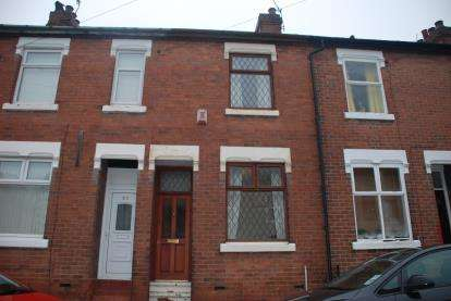 2 Bedrooms Terraced House for sale in Richmond Street, Stoke-on-Trent, Staffordshire