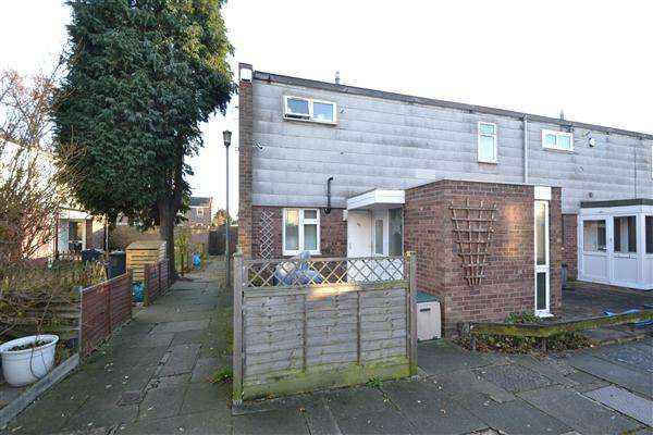 3 Bedrooms End Of Terrace House for sale in Engleheart Drive, Bedfont