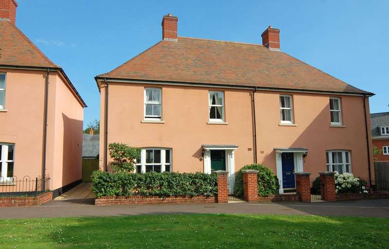 3 Bedrooms Semi Detached House for rent in Exeter, Devon