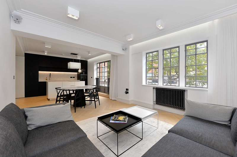 3 Bedrooms Apartment Flat for sale in High Street Kensington, W8