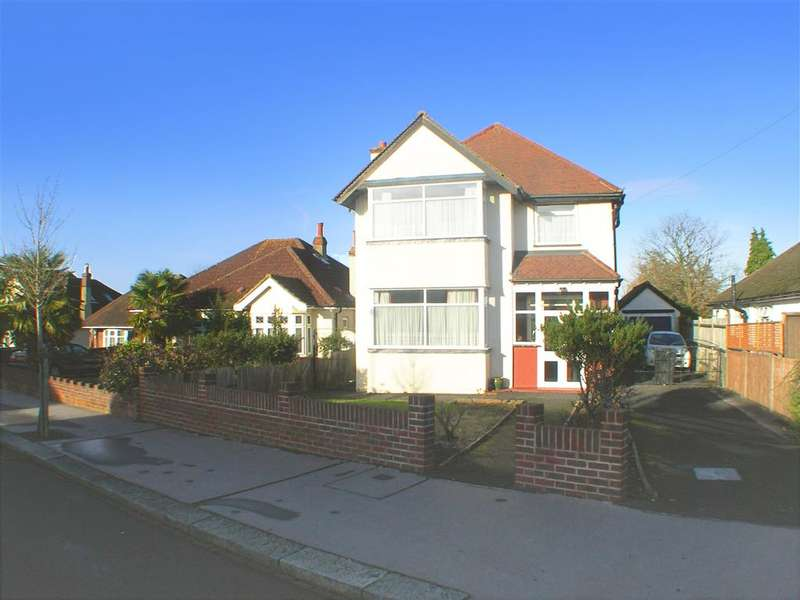 3 Bedrooms Detached House for sale in Devonshire Way, Shirley, Surrey