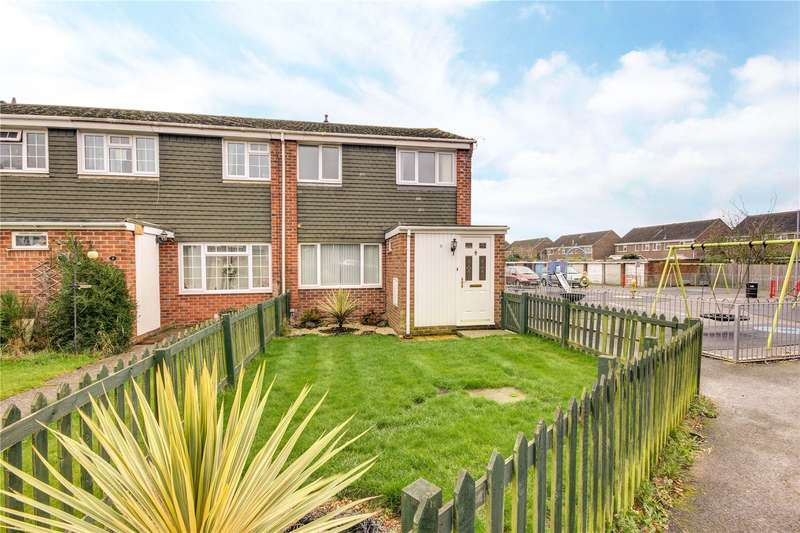3 Bedrooms Terraced House for sale in Lamb Close, Thatcham, Berkshire, RG18