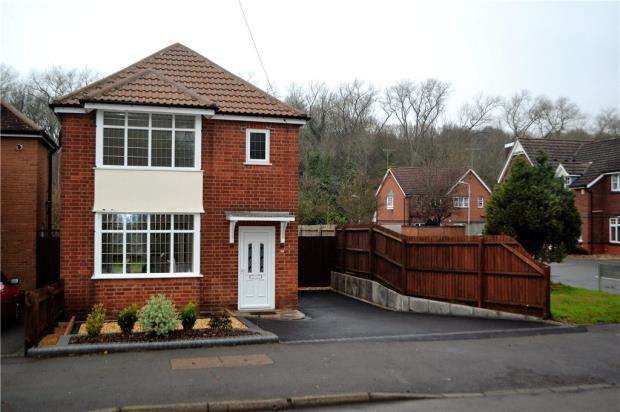 3 Bedrooms Detached House for sale in Mill End, Kenilworth, Warwickshire
