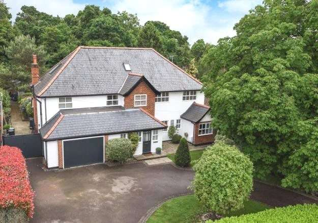6 Bedrooms Detached House for sale in Coppice Row, Theydon Bois, Epping, Essex, CM16