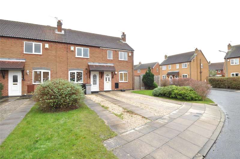 2 Bedrooms Terraced House for rent in Millhouse Close, Moreton, Wirral