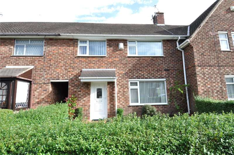 3 Bedrooms Terraced House for rent in Houghton Road, Woodchurch, Wirral
