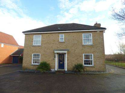 4 Bedrooms Detached House for sale in Little Street, Waltham Abbey, Essex