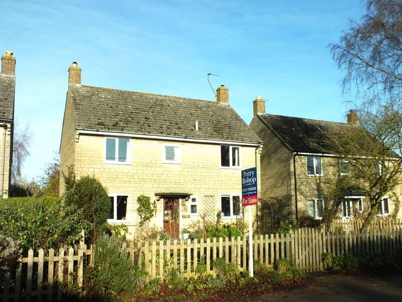 4 Bedrooms Detached House for sale in Hinton Waldrist