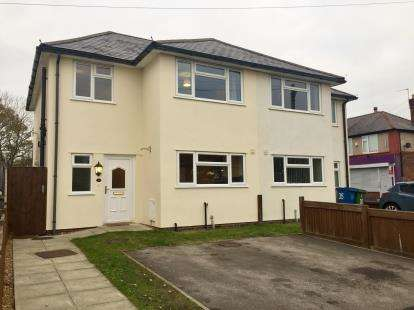 2 Bedrooms Semi Detached House for sale in Second Avenue, Llay, Wrexham, Wrecsam, LL12