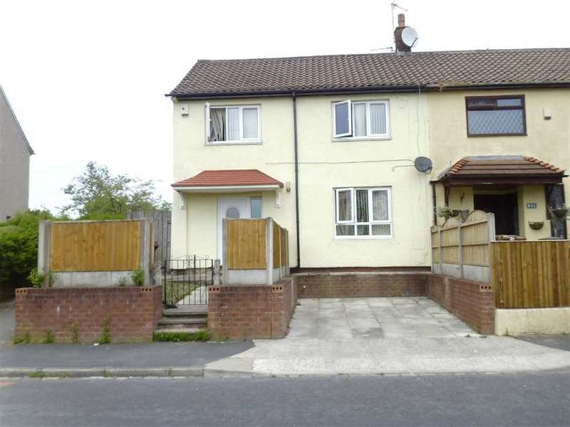 3 Bedrooms Property for sale in Borrowdale Road, Middleton, Manchester, M24