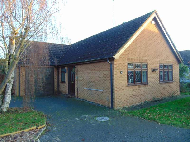 2 Bedrooms Detached Bungalow for sale in Kingsway, Walsoken, Wisbech, Cambridgeshire, PE13 3DU
