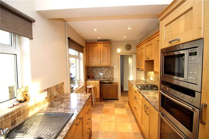 4 Bedrooms Semi Detached House for sale in Bullhead Road, Borehamwood, Hertfordshire, WD6