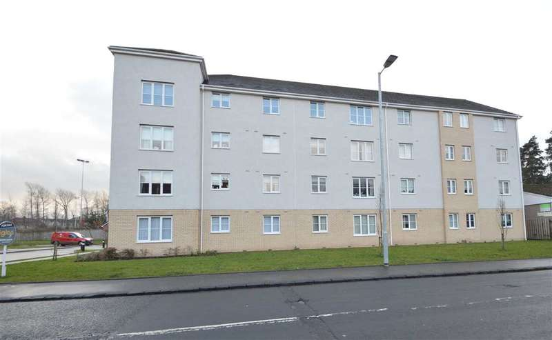 2 Bedrooms Apartment Flat for sale in 1 Gilligans Way - 2 bedroom ground floor flat with own main door entrance