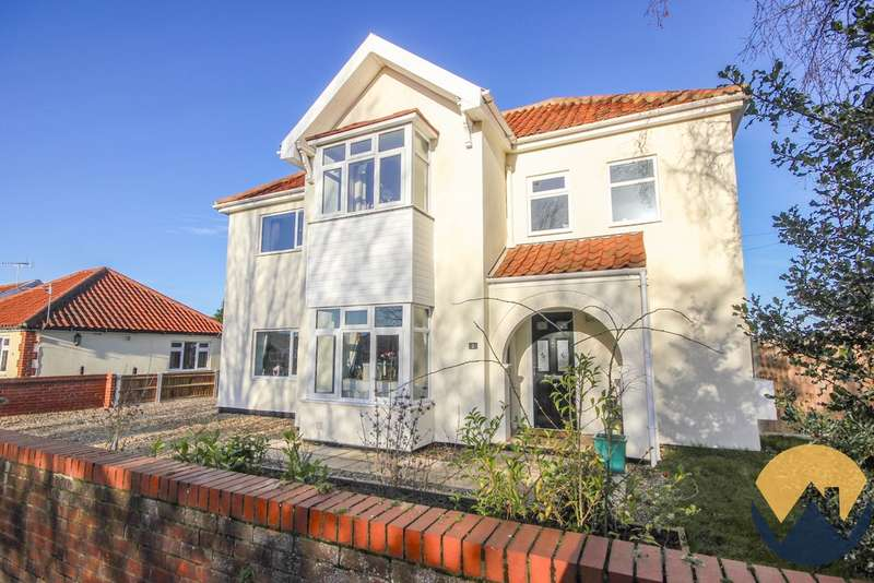 4 Bedrooms Detached House for sale in Bracken Avenue, Norwich