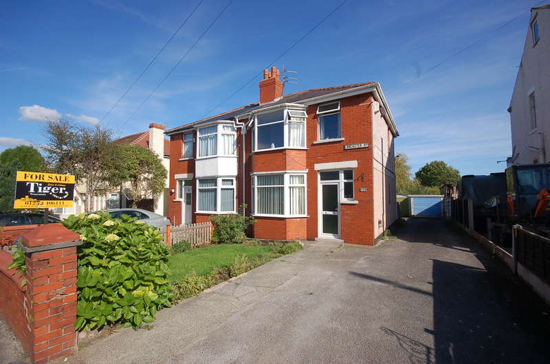 3 Bedrooms Semi Detached House for sale in Lancaster Road, Blackpool