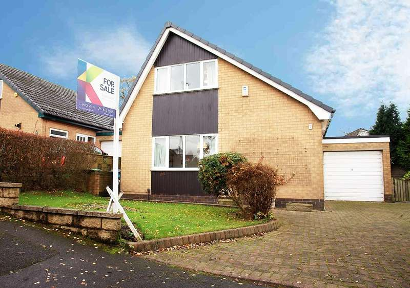 2 Bedrooms Detached House for sale in 7 Tewkesbury Avenue, Chadderton, Oldham