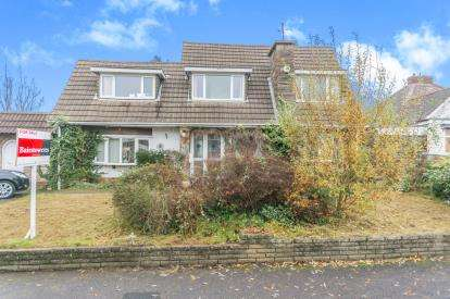 3 Bedrooms Detached House for sale in Arden Road, Acocks Green, Birmingham, West Midlands