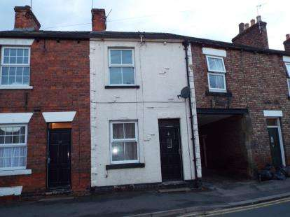 2 Bedrooms Terraced House for sale in Bondgate, Ripon, North Yorkshire