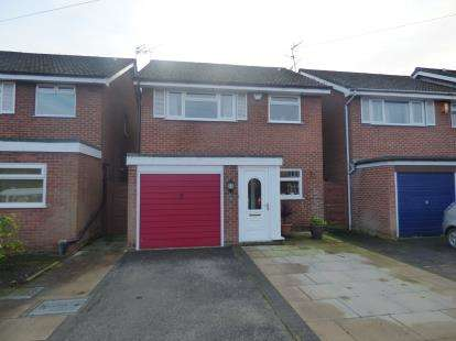 3 Bedrooms Detached House for sale in Woodhouse Lane, Sale, Trafford, Greater Manchester