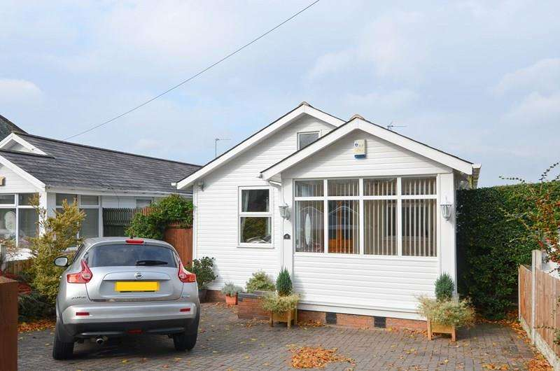 2 Bedrooms Detached Bungalow for sale in Coney Green Drive, Northfield, Birmingham