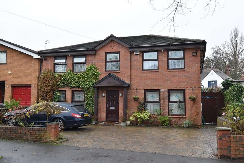 6 Bedrooms Detached House for sale in Moorcroft Road, Moseley, Birmingham