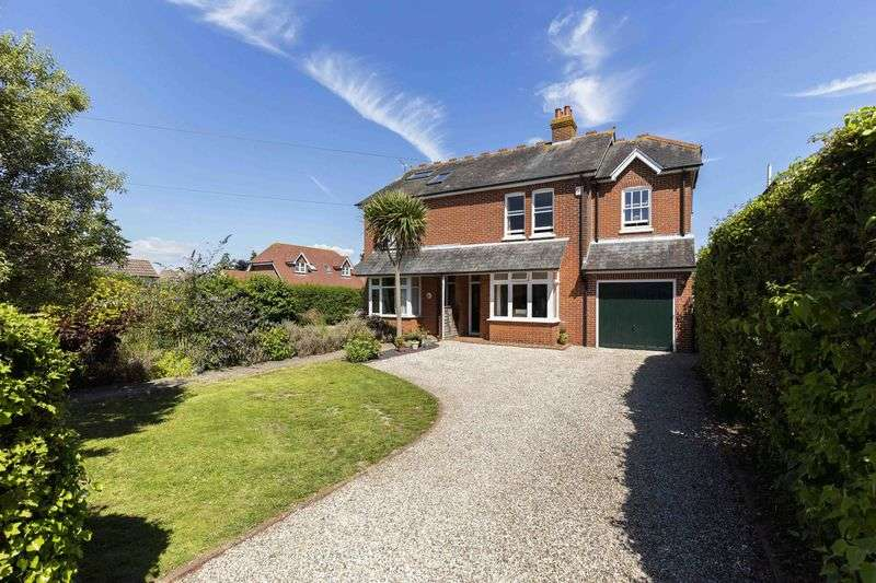 4 Bedrooms Semi Detached House for sale in Stein Road, Southbourne