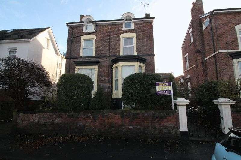 2 Bedrooms Flat for sale in Grange Mount, Prenton