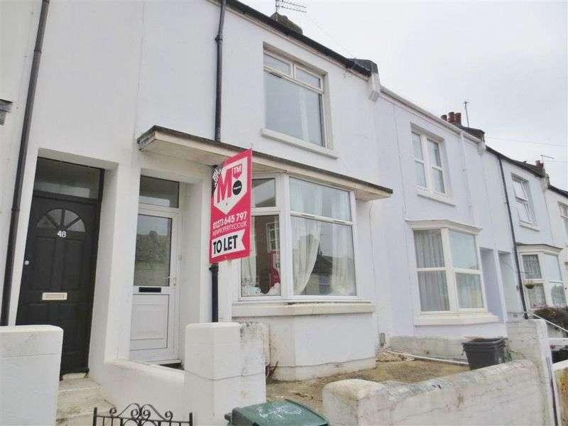 4 Bedrooms Terraced House for rent in Dewe Road, Brighton