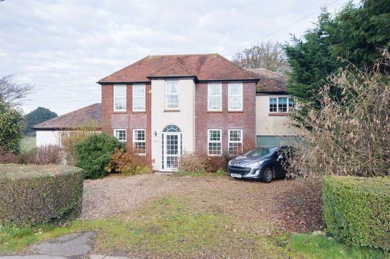 4 Bedrooms Detached House for sale in Woolage Green