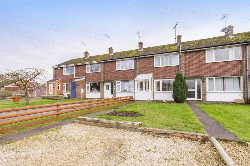 2 Bedrooms Terraced House for sale in HOON ROAD, HATTON