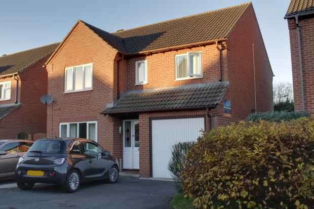 4 Bedrooms Detached House for sale in Lexington Avenue, Shrewsbury, Shropshire, SY2 6SR