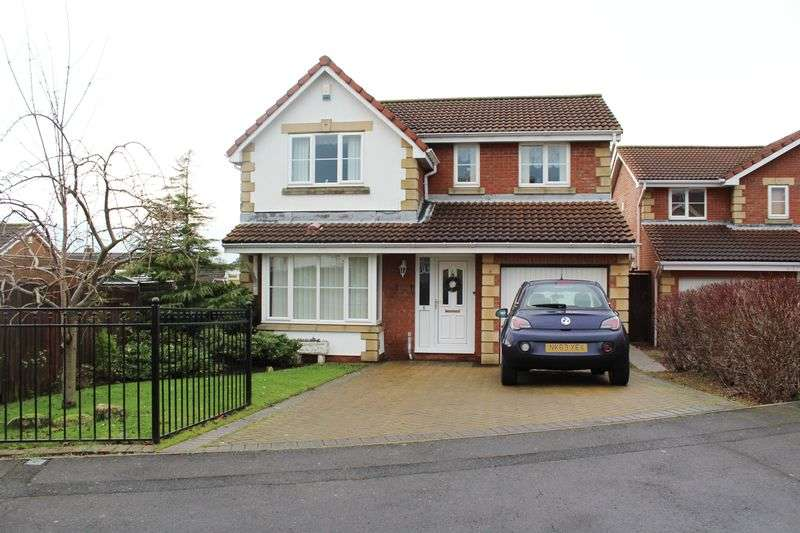 4 Bedrooms Detached House for sale in Cattersty Way, Brotton