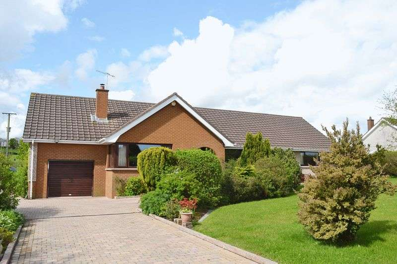 5 Bedrooms Detached Bungalow for sale in Hillhead Road, Carrickfergus