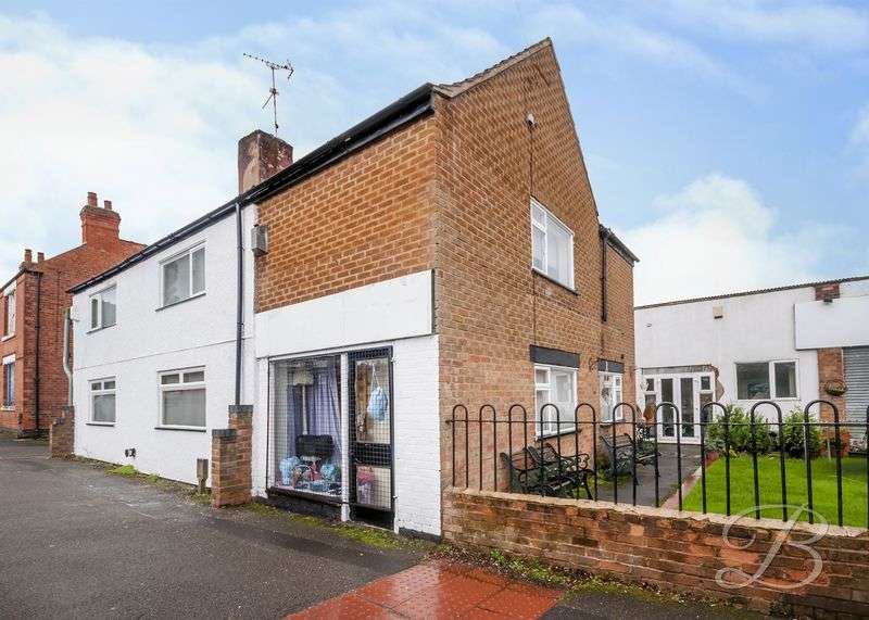 4 Bedrooms Detached House for sale in Southwell Road East, Rainworth