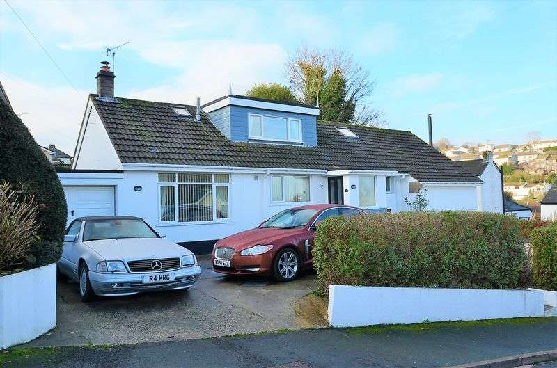 4 Bedrooms Bungalow for sale in MILTON PARK, BRIXHAM