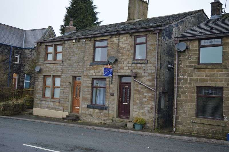 3 Bedrooms Semi Detached House for sale in Todmorden Road, Bacup