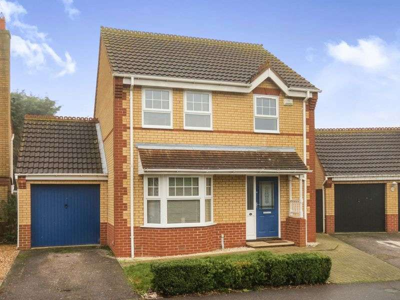 3 Bedrooms Detached House for sale in Eye