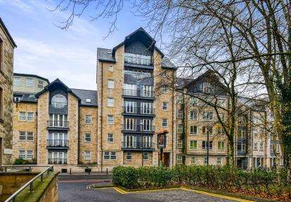 2 Bedrooms Flat for sale in The Millrace, Damside Street, Lancaster, Lancashire, LA1