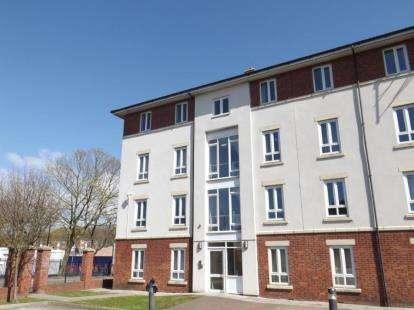 2 Bedrooms Flat for sale in Chapel Gardens, Liverpool, Merseyside, L5