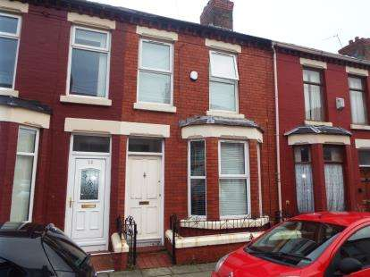 3 Bedrooms Terraced House for sale in Gwenfron Road, Liverpool, Merseyside, L6