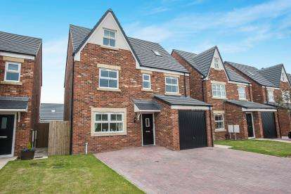 5 Bedrooms Detached House for sale in Fletcher Drive, St. Annes, Lancashire, England, FY8