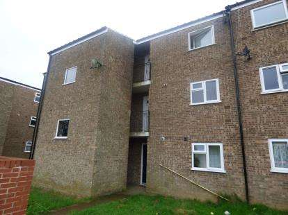 1 Bedroom Flat for sale in Hunters Close, Northampton, Northamptonshire