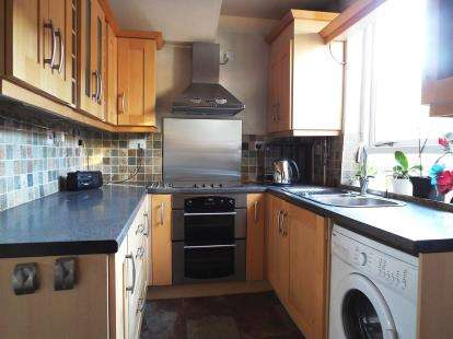 2 Bedrooms Terraced House for sale in Flag Meadow Walk, Worcester, Worcestershire, Uk
